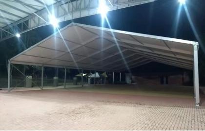 Hot sale aluminum structure movable wedding tent