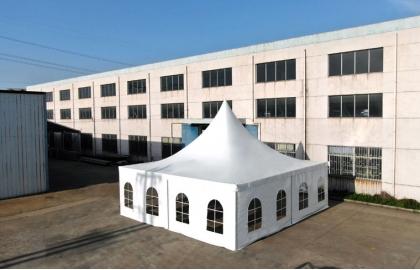 10x10m aluminum wedding pagoda tent