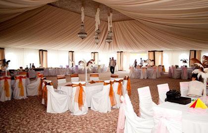 20x30m white wedding tent