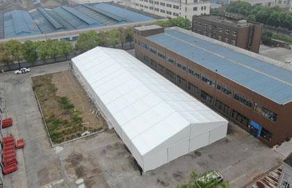 20m warehouse tent
